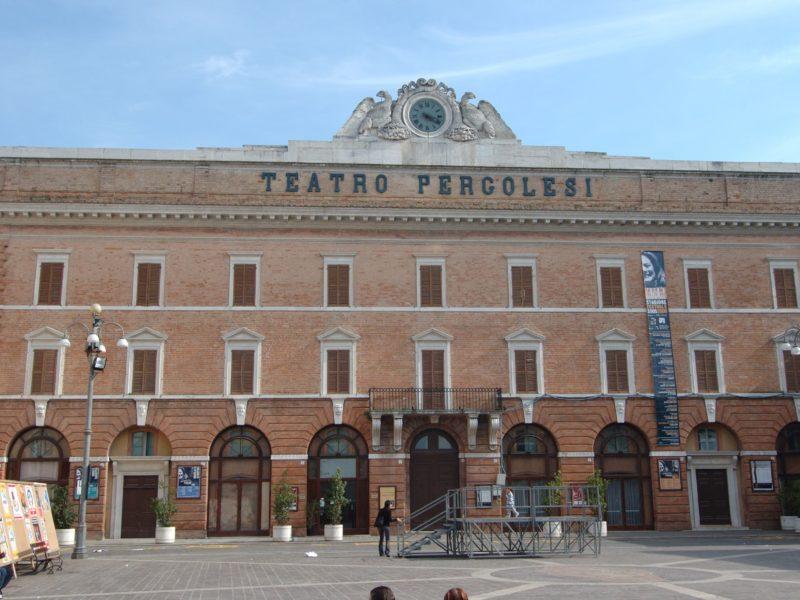 Jesi theater