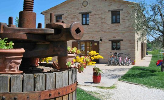5x een agriturismo in Le Marche