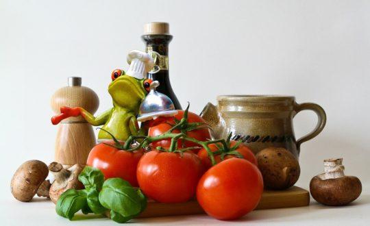 Een kijkje in de keuken van Le Marche