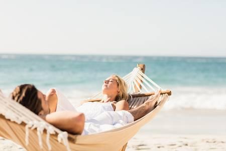 Hangmat Alwin Beach Resort via Marche.nl