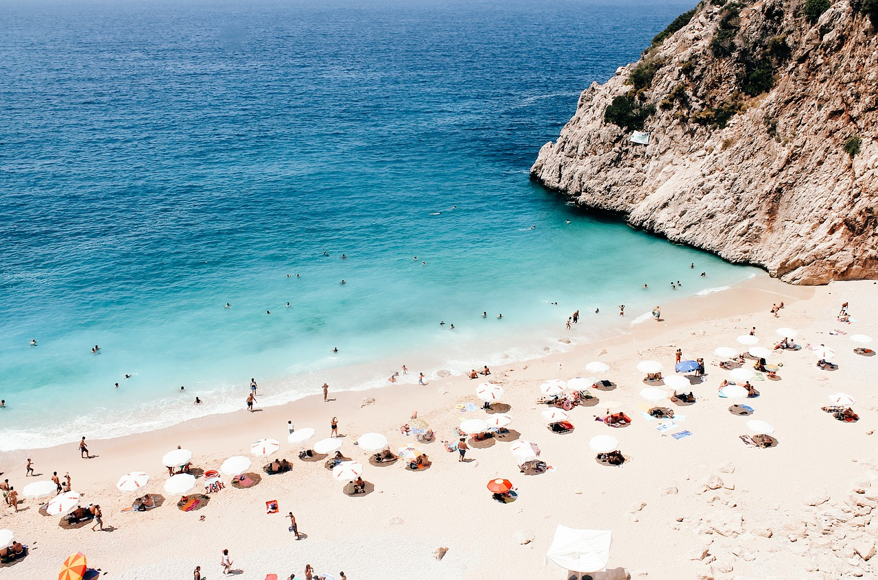 Le Marche - strand Riviera delle Palme