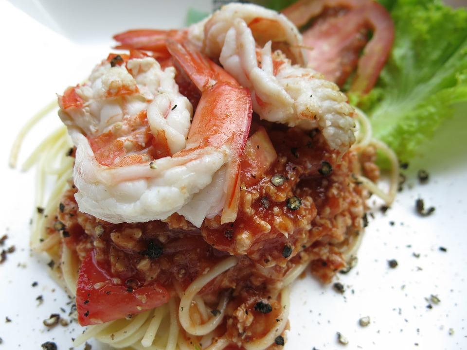 Zomergevoel, Italiaans eten