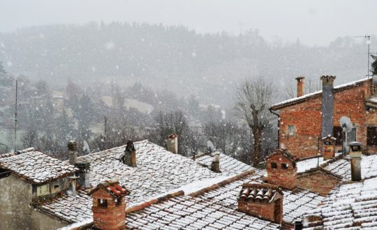 Le Marche in de winter