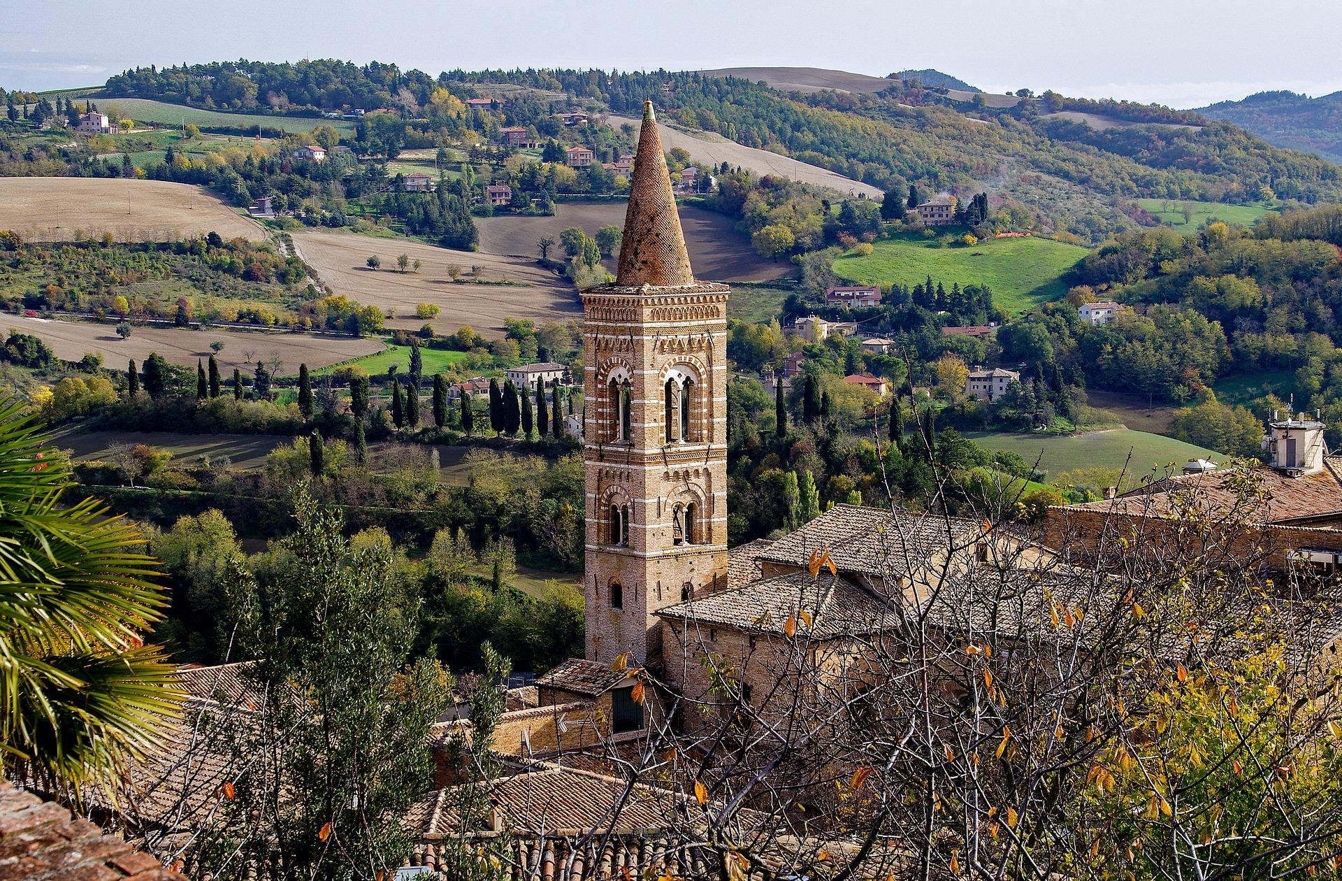 Doen in Urbino