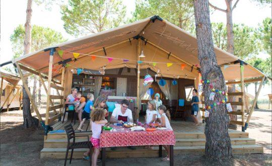 Luxe kamperen in Le Marche