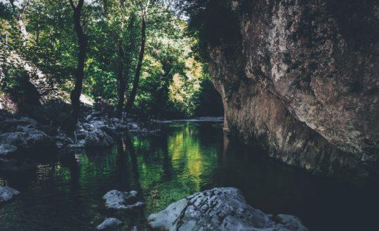 Een bezoek aan de grotten van Frasassi
